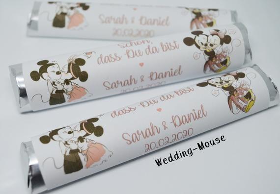 Photo of 20x Duplo Aufkleber Etiketten Hochzeitsbevorzugung Hochzeitsbevorzugung Disney Mickey Minnie Mausbevorzugung Disneyland Disneywedding Wedding Vintage