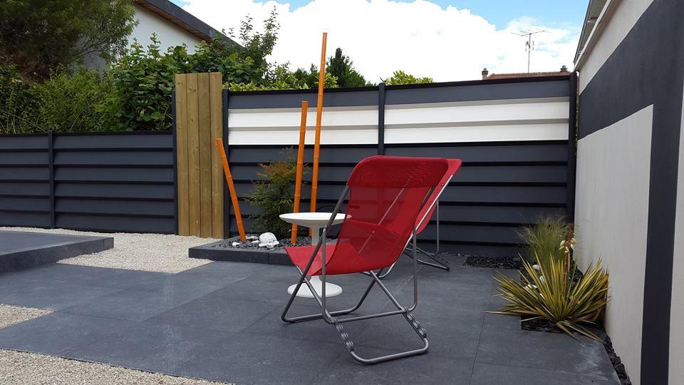 Occultation Z - Aménagement de toit-terrasse Univers Z  les - lampe exterieure allumage automatique