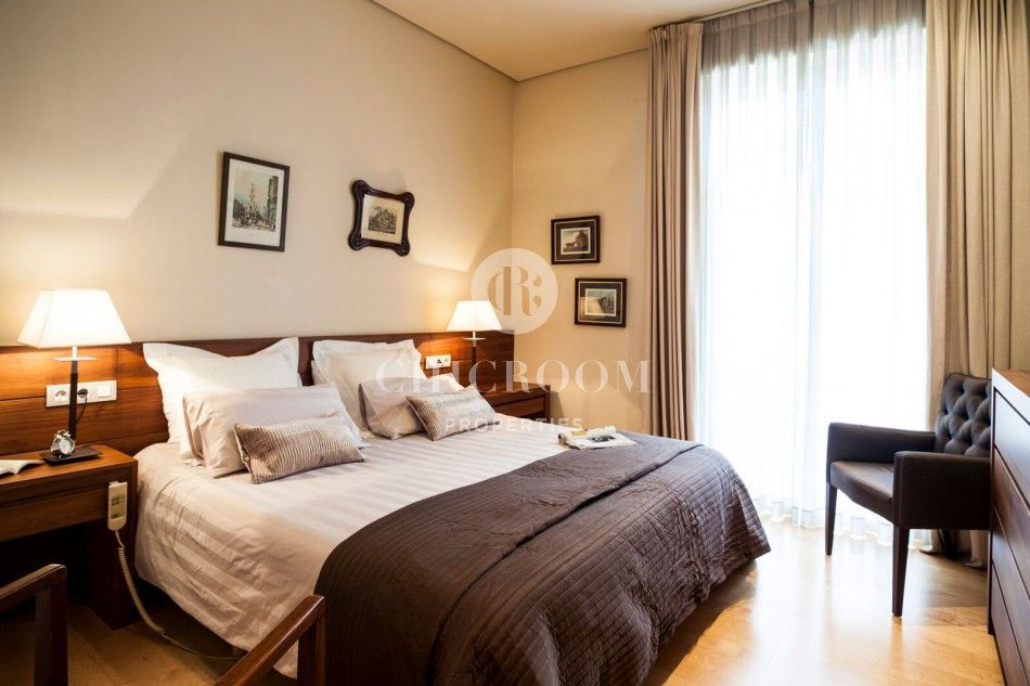 Furnished 1 bedroom apartment for rent Sant Gervasi (con ...