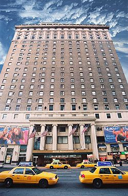 As The World S Most Pup Ular Hotel New York S Hotel Pennsylvania