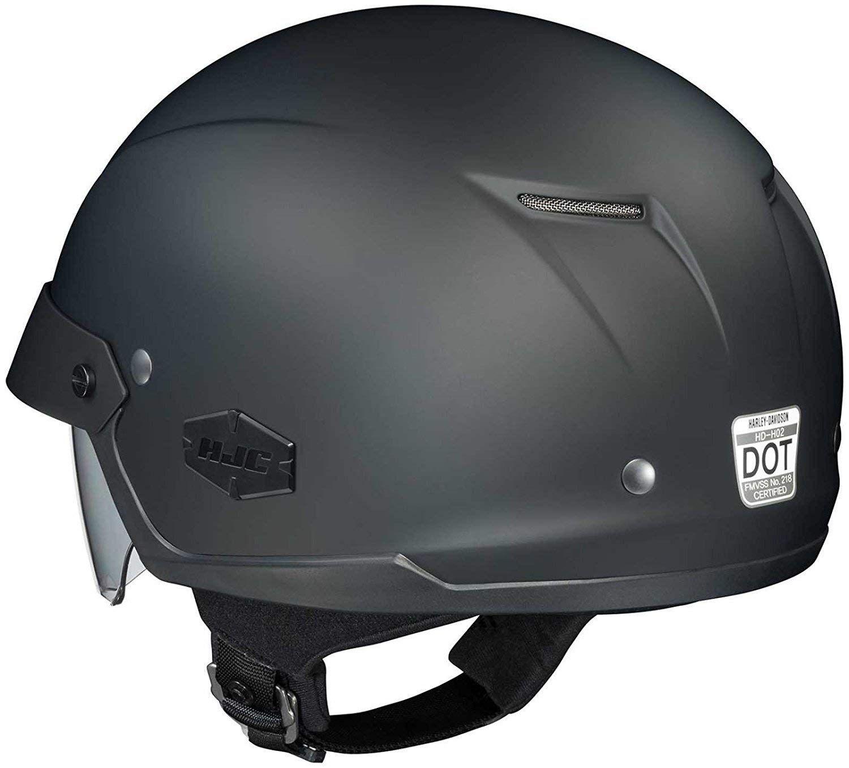 Best Motorcycle Half Helmets- 14 - The Aftermarket
