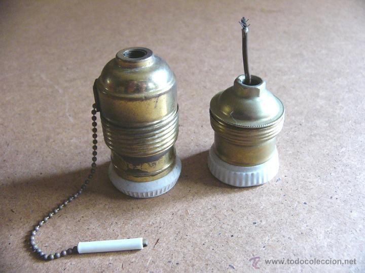 Casquillos Bombilla Bombillas Vintage Bombillas Cosas Antiguas