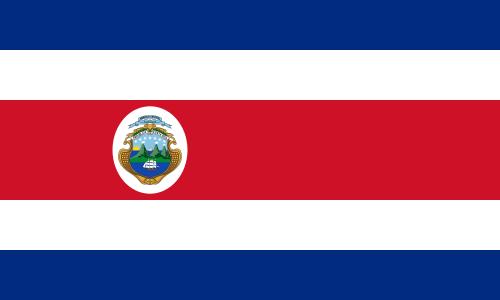 Resultado De Imagen Para Mapa Escudo Nacional Y Bandera De Costa Rica Costa Rica Flag Costa Rica Flag