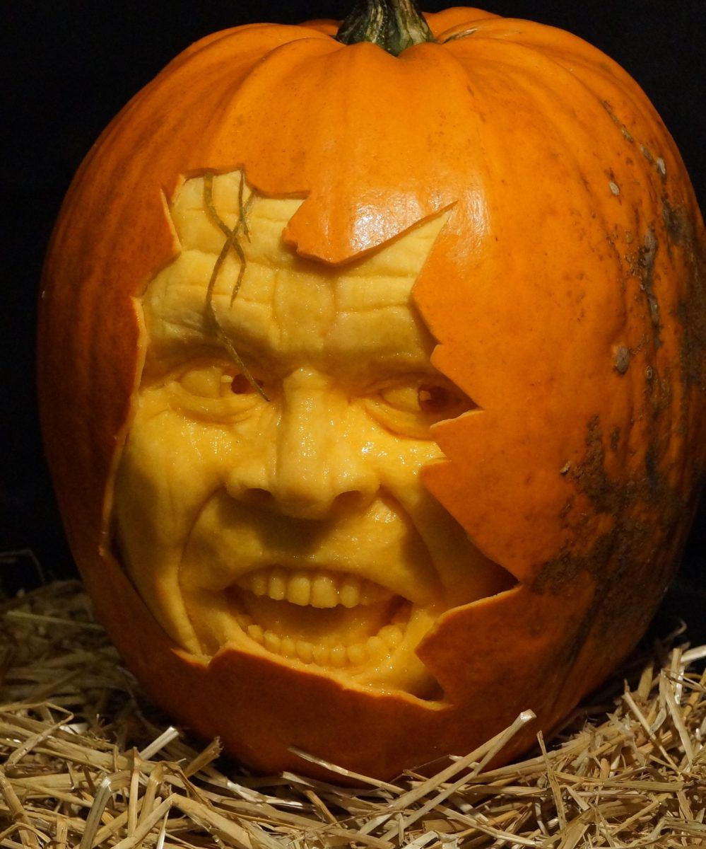 How to 3D carve your own pumpkin (With images) Dynie