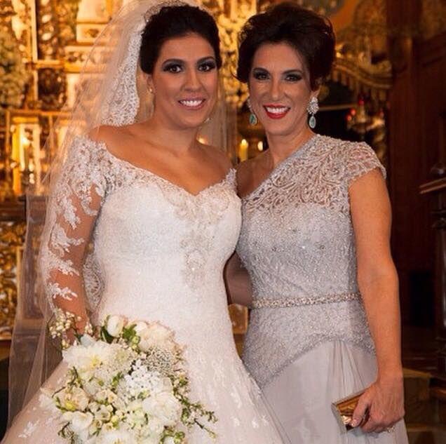 Vestido Para Mae Da Noiva Casamento Vestido Casamento