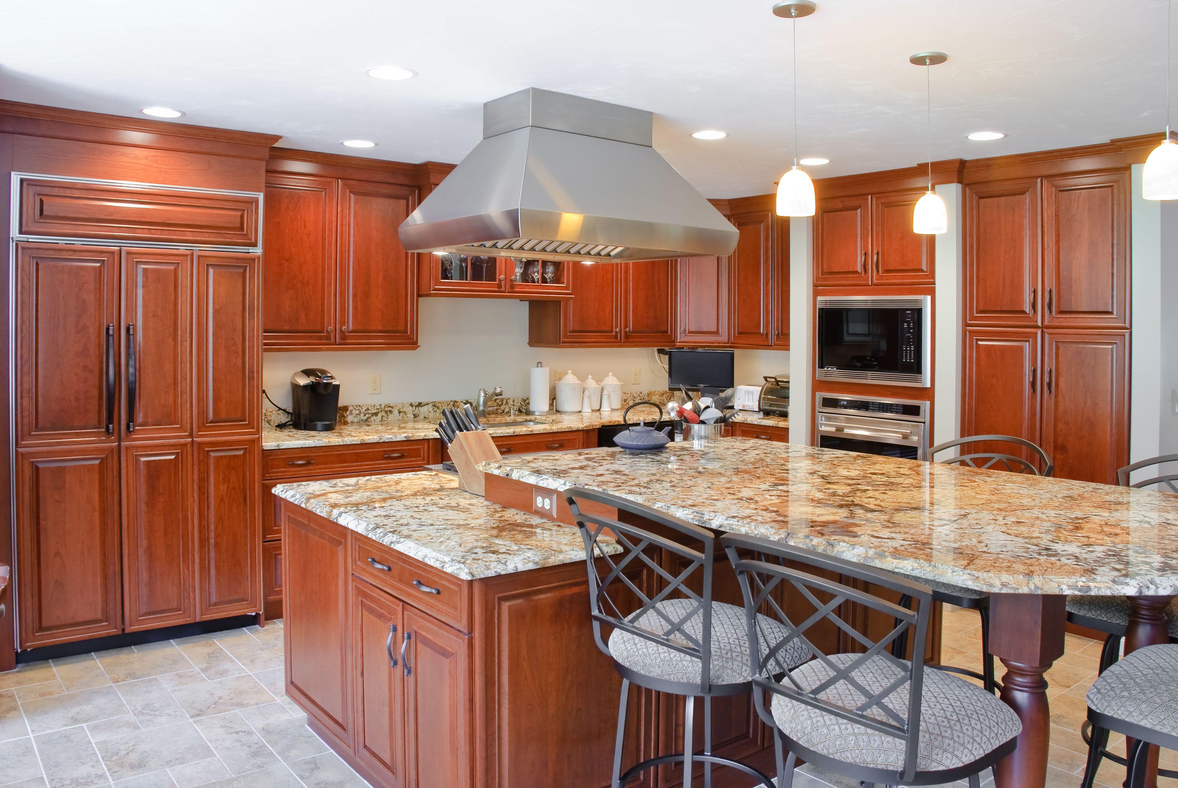 Wood-Mode Kitchen Acton Massachusetts | Kitchen, Custom ...