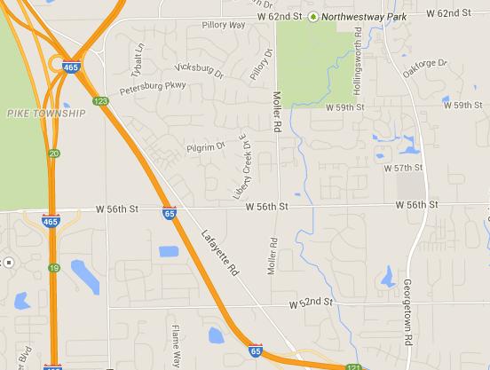 5674 Liberty Creek Drive Indianapolis, IN 46254