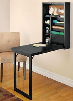 fold-out convertible desk$220