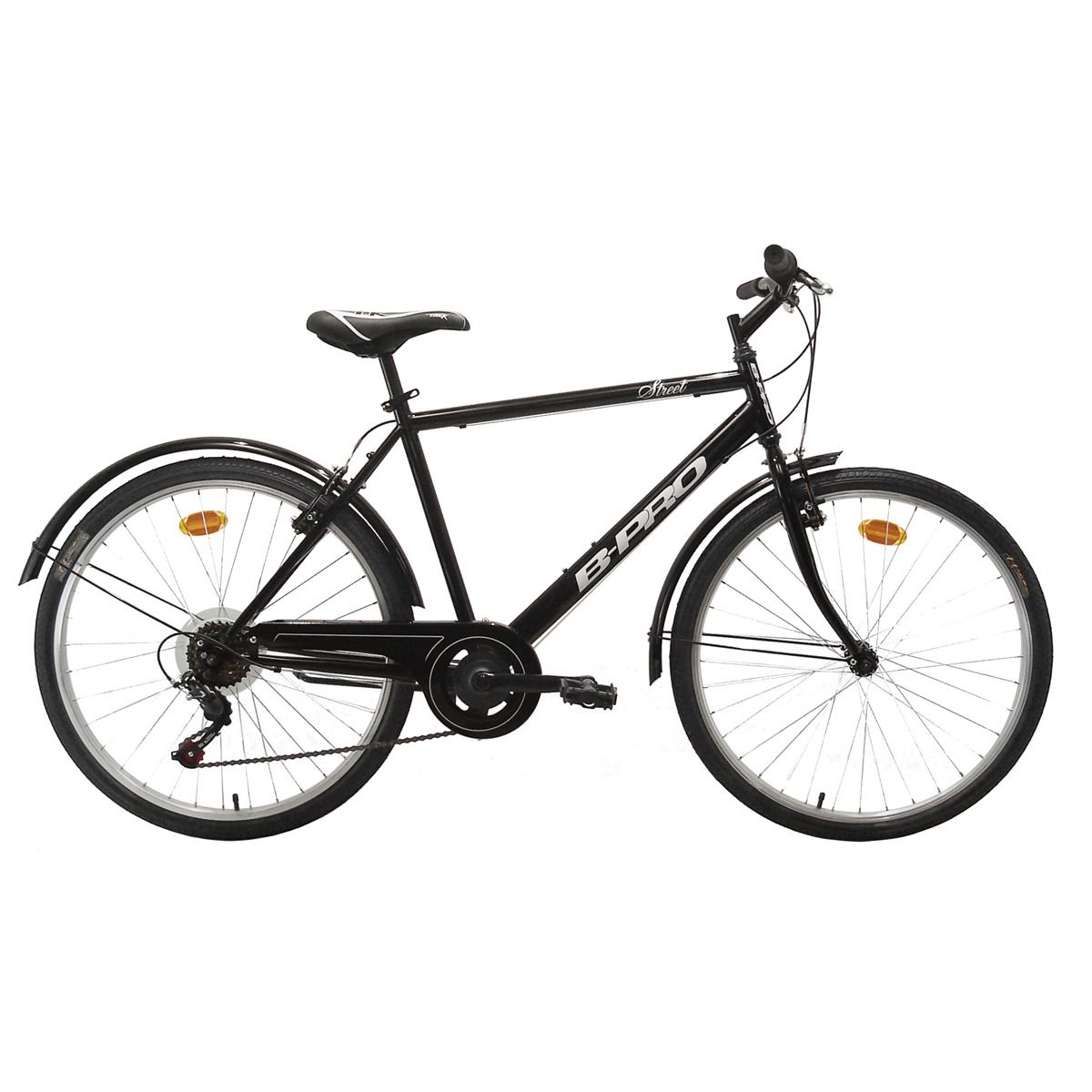 Bicicleta Urbana 26 Street B Pro B Pro Deportes El