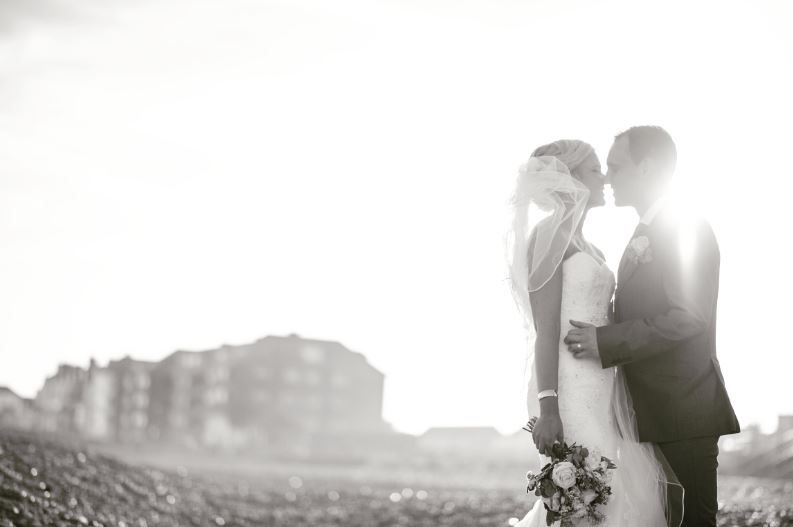 Pin By Hythe Imperial Hotel On Weddings Couple Photos Photo Wedding Dresses