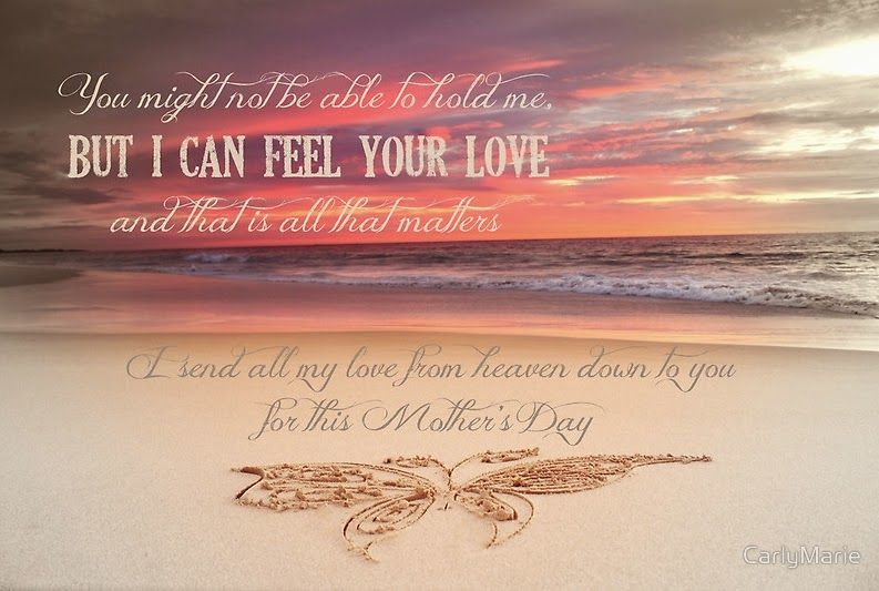 Mothers Day In In Heaven Sympathy Quotes And Inspirational