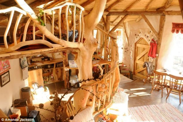 Delightful Pull Down Your Hobbit Home, Couple Told: Eco House Made From Straw And Wood  Is Harmful To Countryside, Say Planners