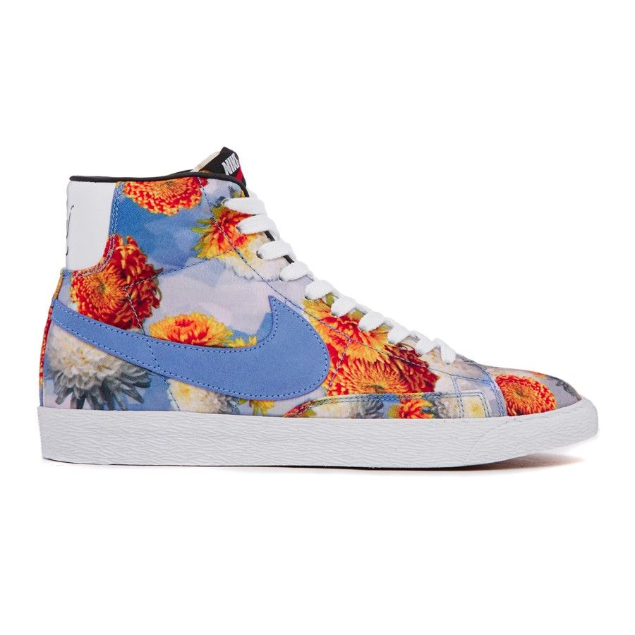 Nike Blazer Langue De Travers