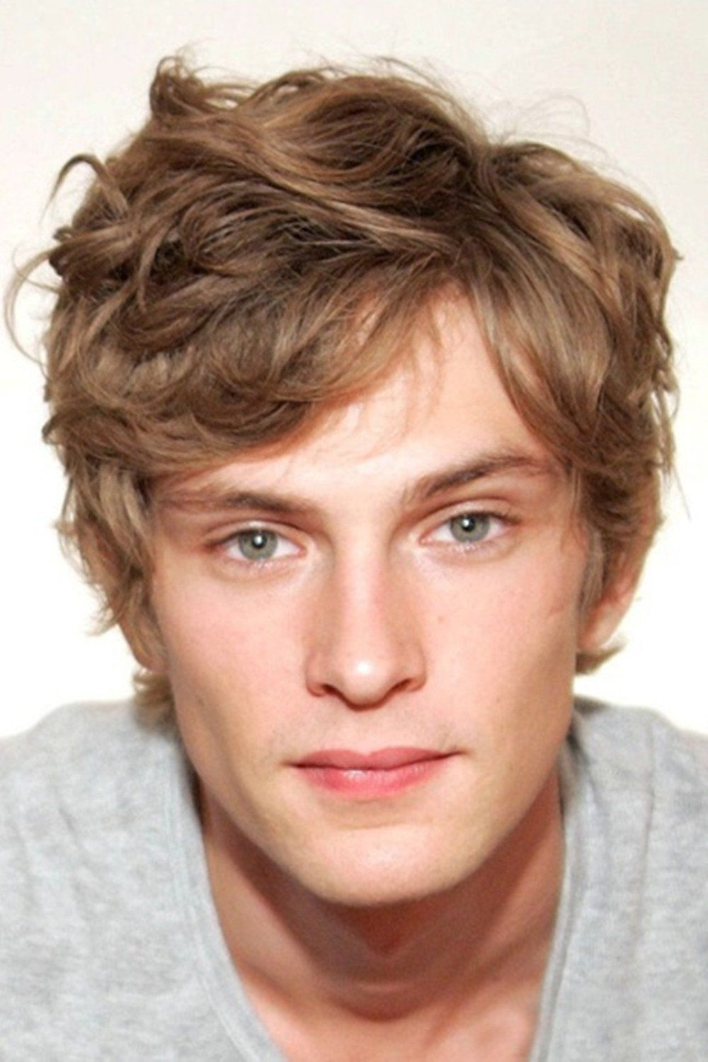 35e2860b1 B-G Men Wigs Short Curly Synthetic Heat Resistant Hair Wig for Man with Wig  Cap (Blonde) UW009: Amazon.co.uk: Beauty