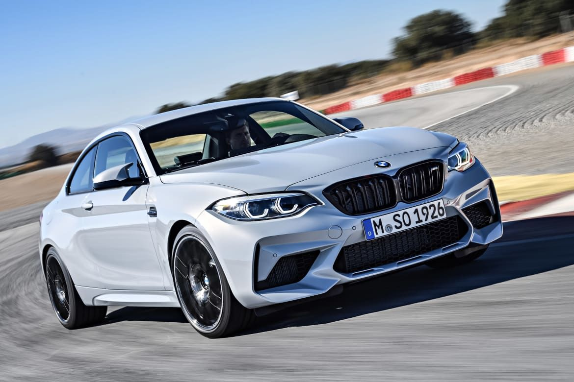 Bmw M2 Still Small But Mightier With 2019 M2 Competition Bmw M2 Best Luxury Cars Bmw