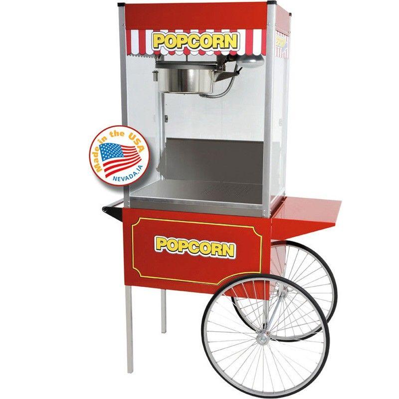 Commercial popcorn machine paragon 14 oz kettle classic