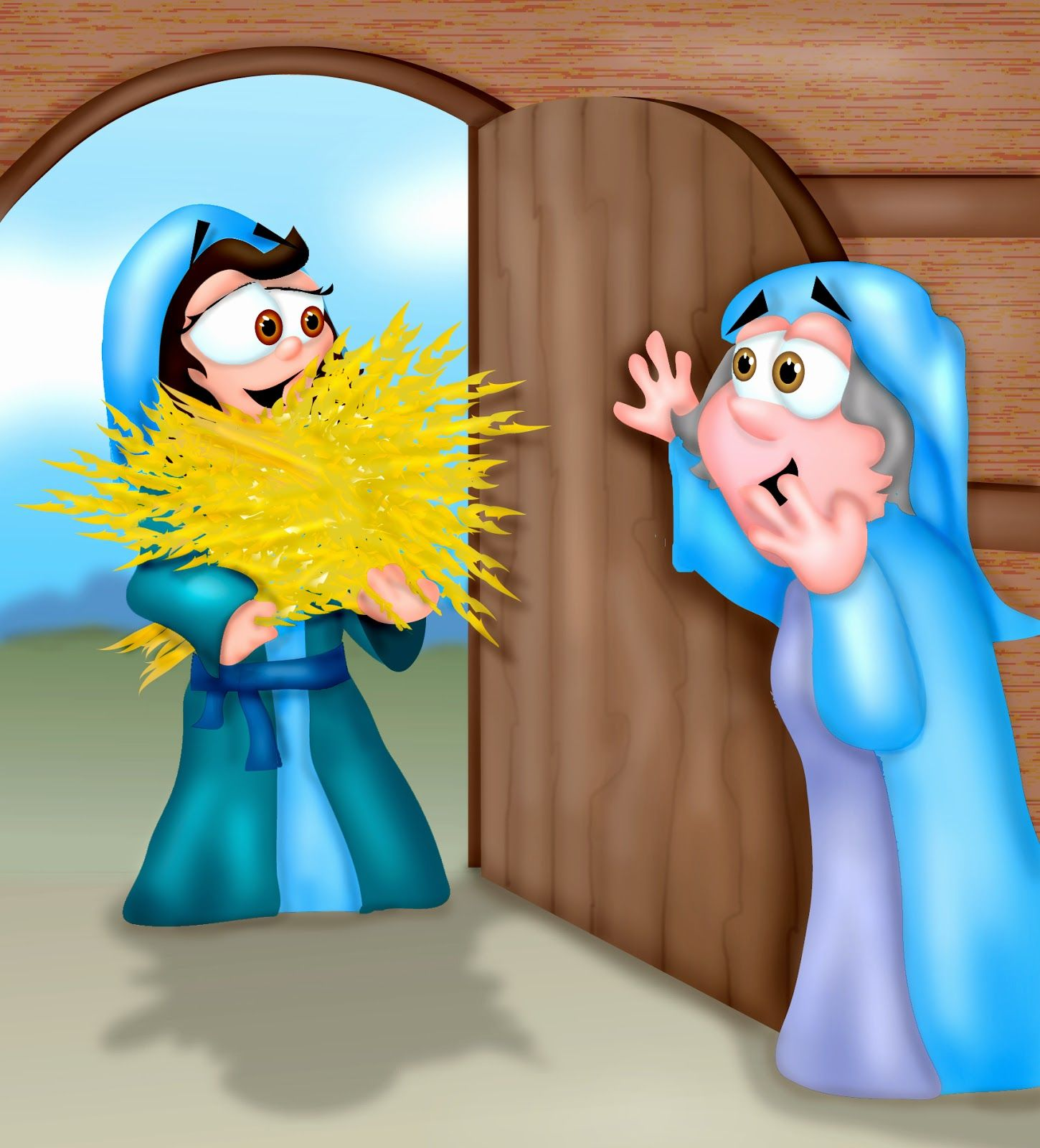 ruth with gleaning mr biblehead pinterest sunday