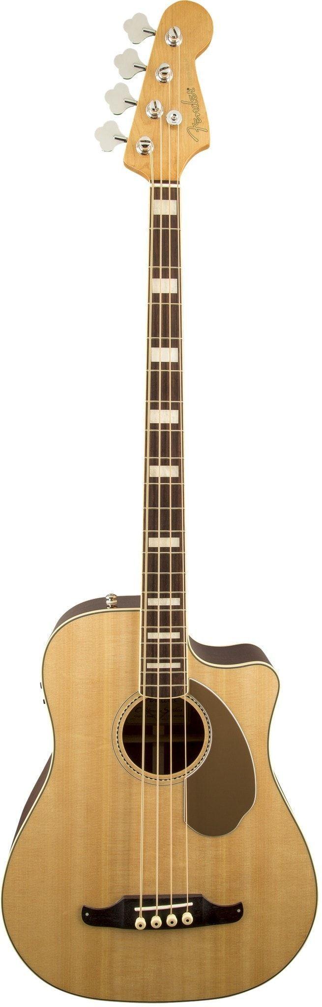 Fender Kingman Bass Sce Includes Case Acoustic Bass Guitar Acoustic Bass Fender Acoustic Bass