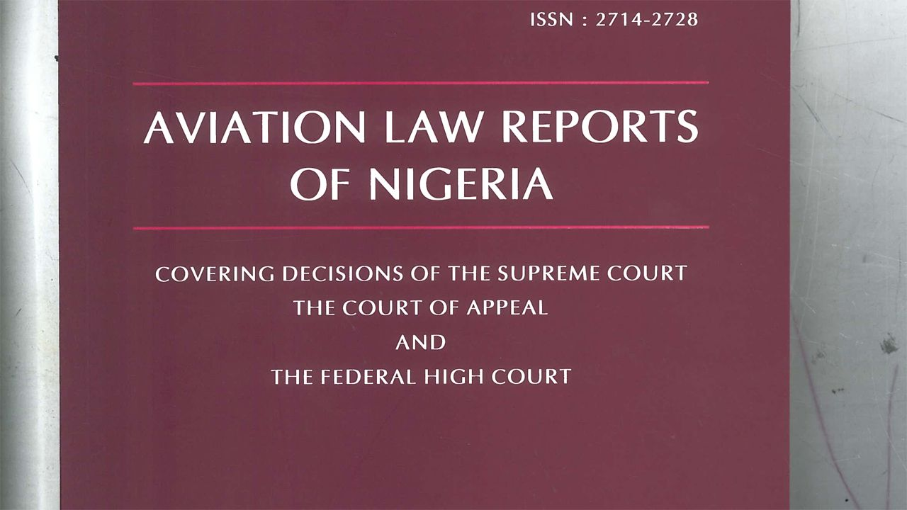 Imperative Of Aviation Law Report To Legal Researchfeatures The