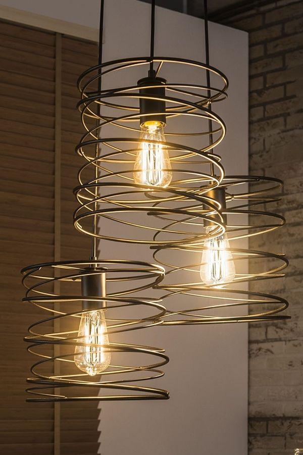 Hangelampe Curl Ii Lampen Design Lampen Hangelampe Gluhbirne