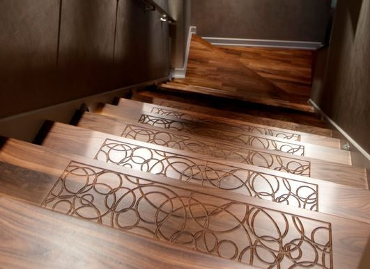 Best Cnc Stair Treads Stairs Design Furniture Making Stair Art 400 x 300