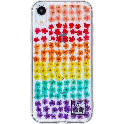 Best Buy Roqq Blossom Rainbow Daffodils Case For Apple Iphone Xr Yellow White Red Purple Orange Blue Bl005 Ixr Pressed Flowers Case Iphone Cases Apple Iphone