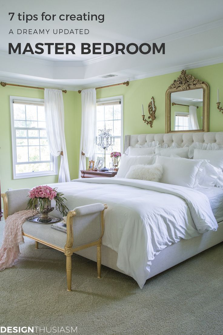 Are you ready for a bedroom refresh