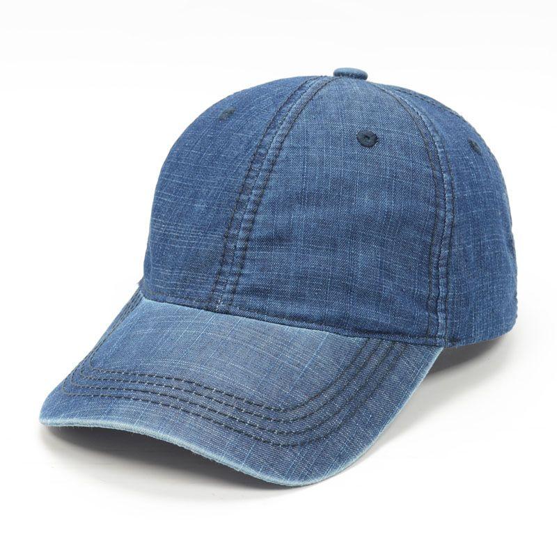 353c84c2c8f UV protection Men Demin Cotton Cap Visor Outdoor Sports Snapback Caps Golf  Sun Baseball Caps Hip