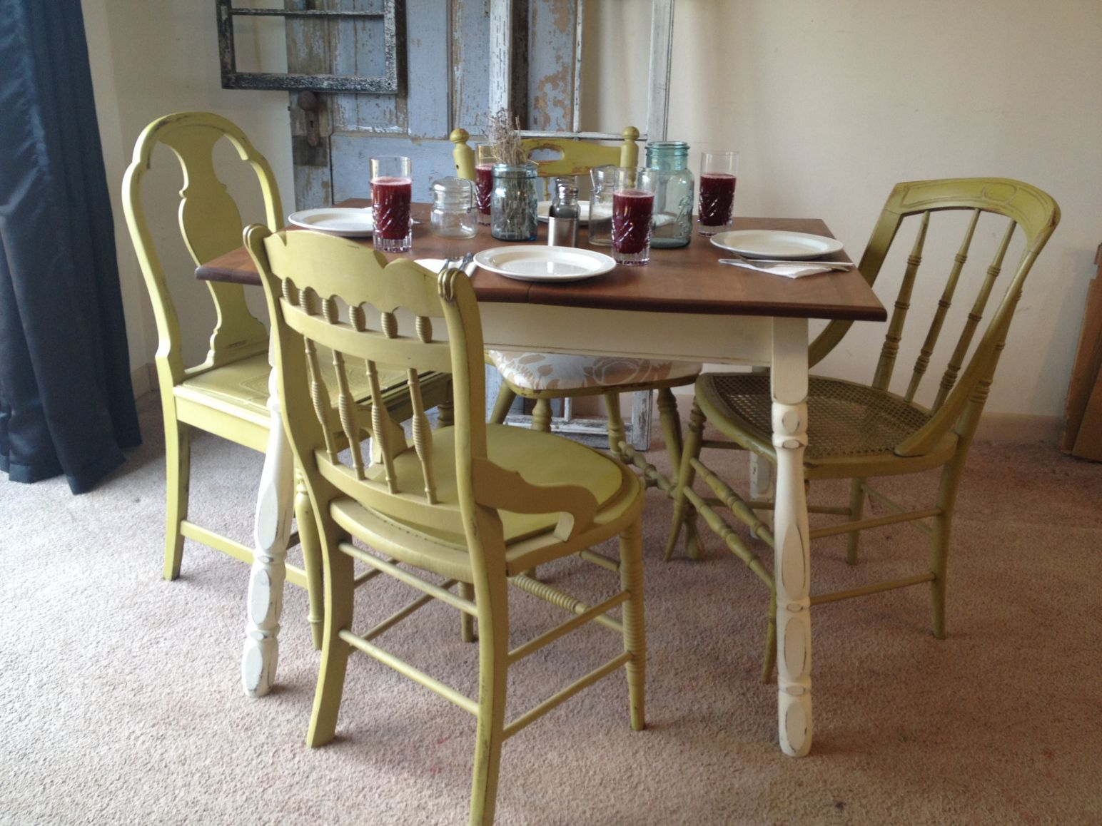 100 Kitchen Table Chairs Decorating Ideas Check More At Http