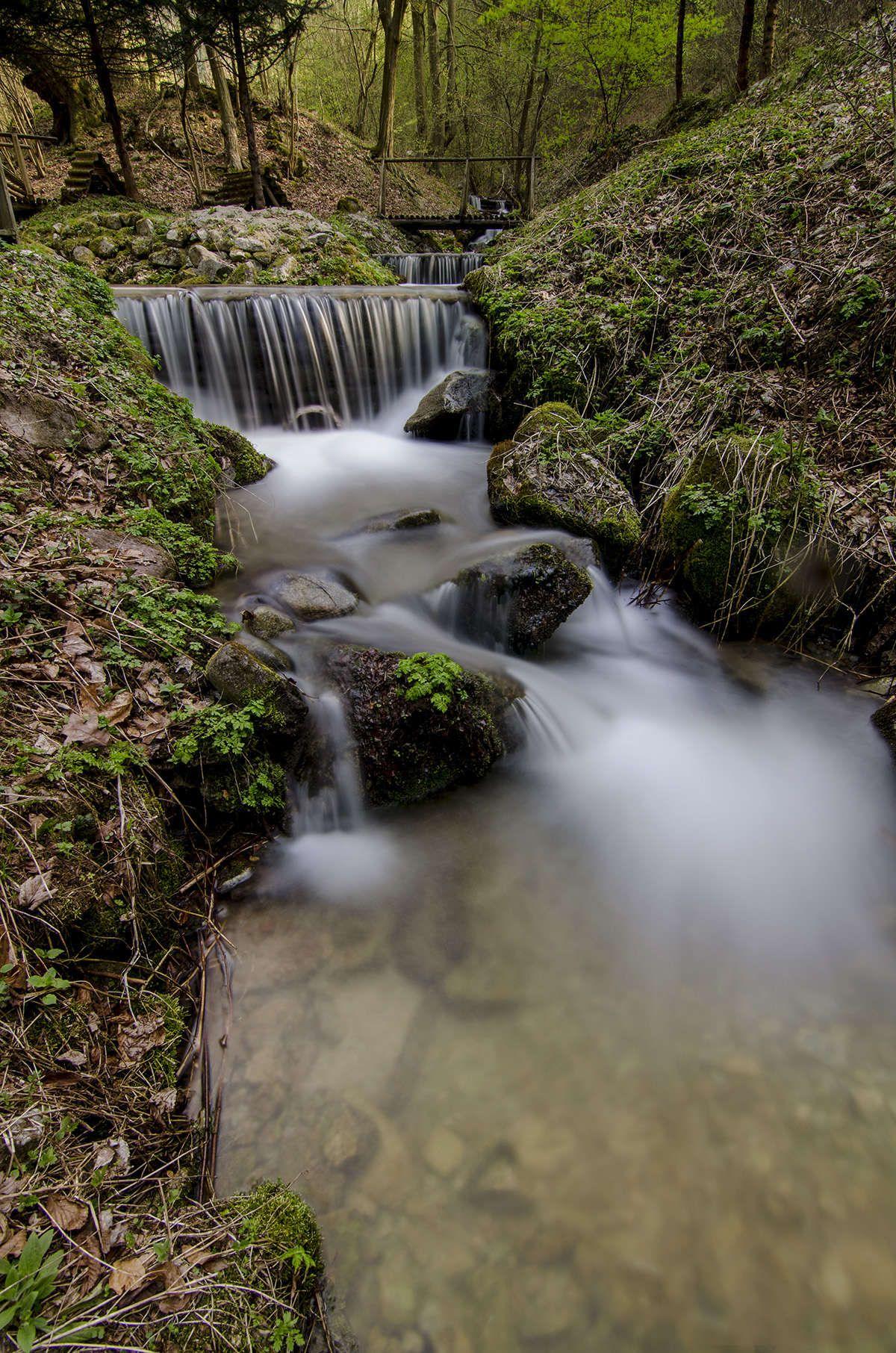 Pramenitá voda z Malej Fatry