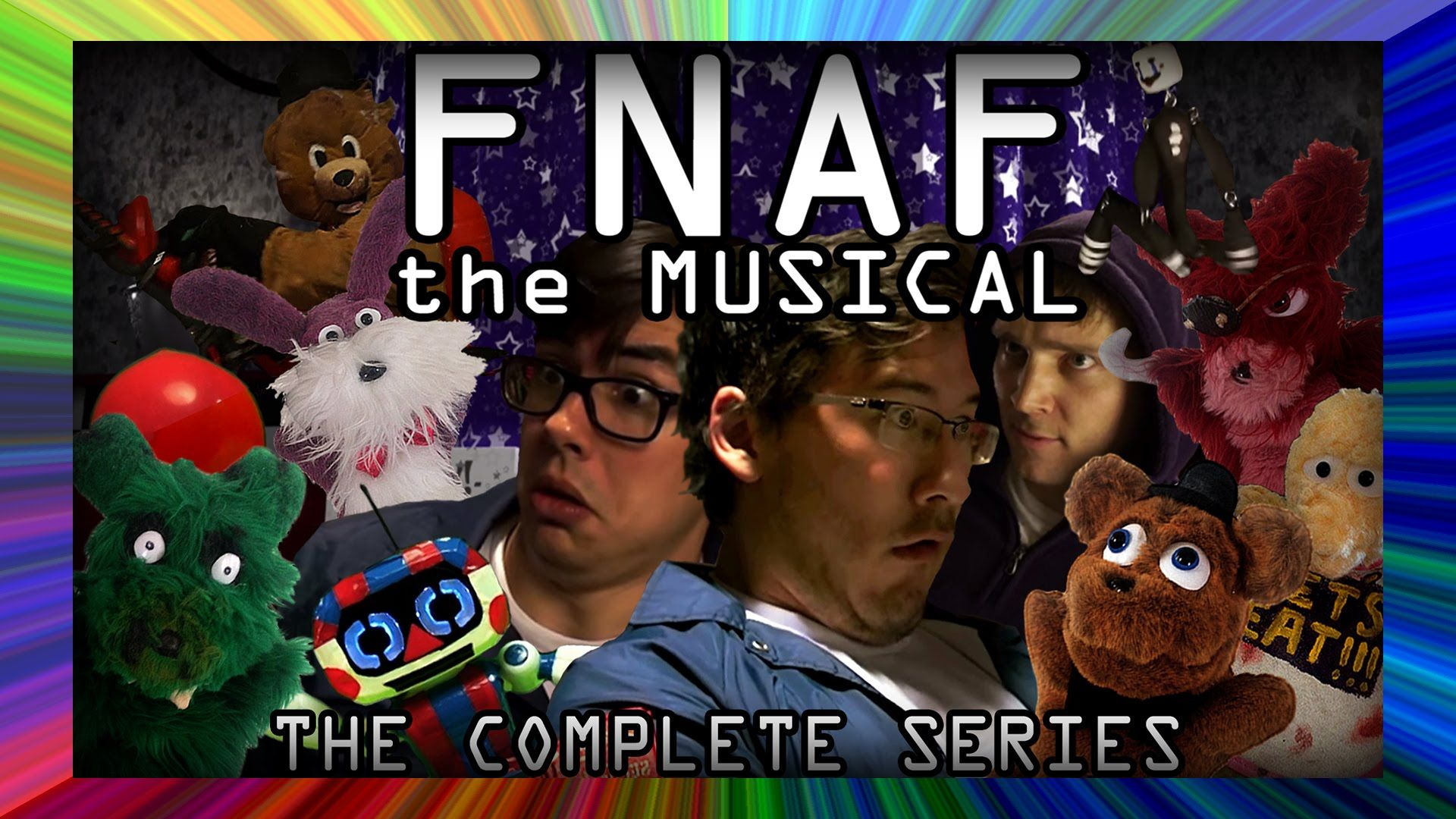 FNAF The Musical SUPERCUT The Complete Series (feat