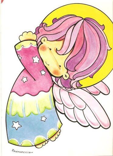 Picasa Web Albums Siete Colores Angeles Angel Art Fairy Angel Angel