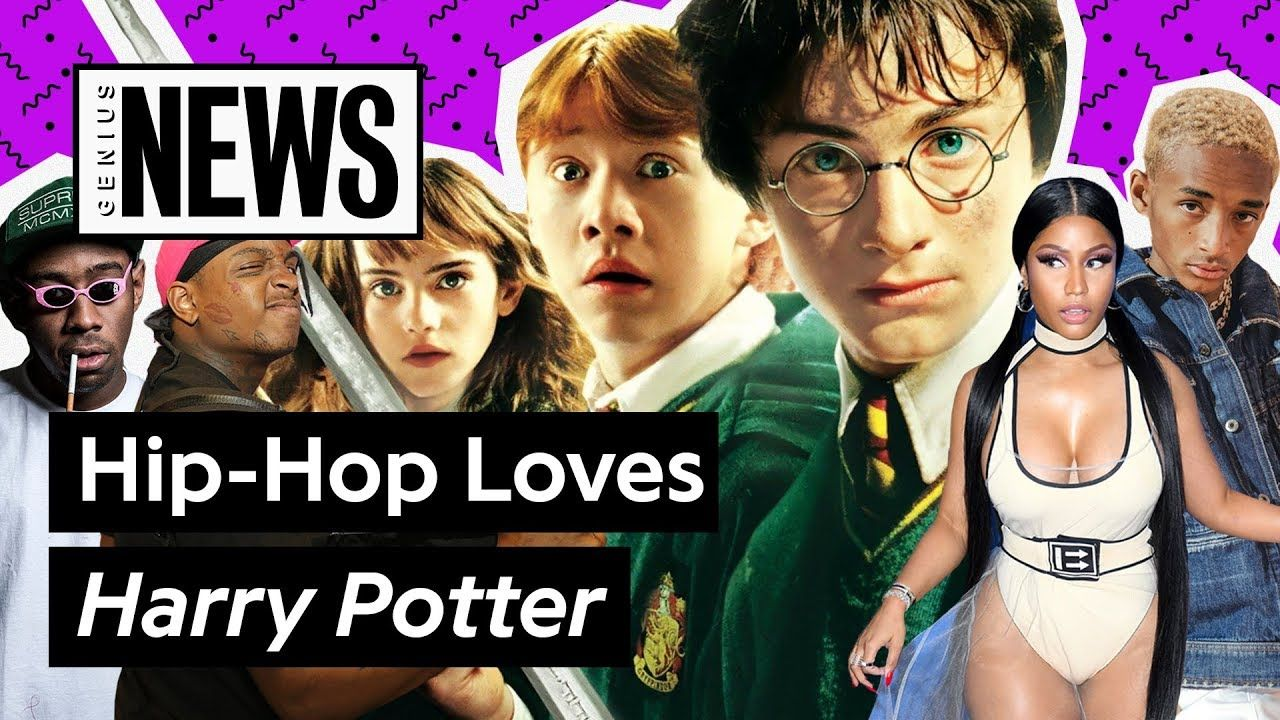 HipHop's Love For 'Harry Potter' Hip hop, Harry potter