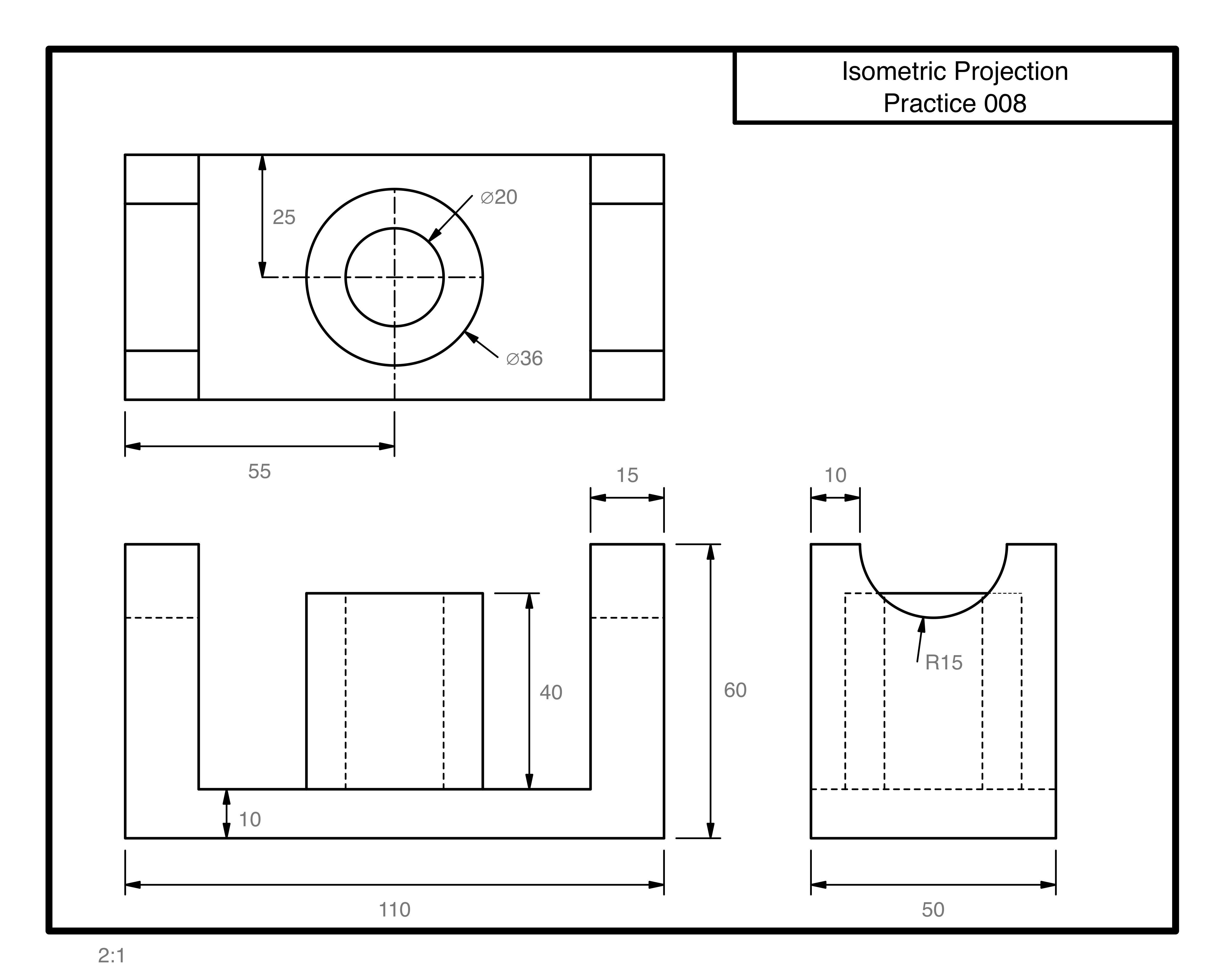 Pin By James Stewart On 2d Metric Engineering Drawings
