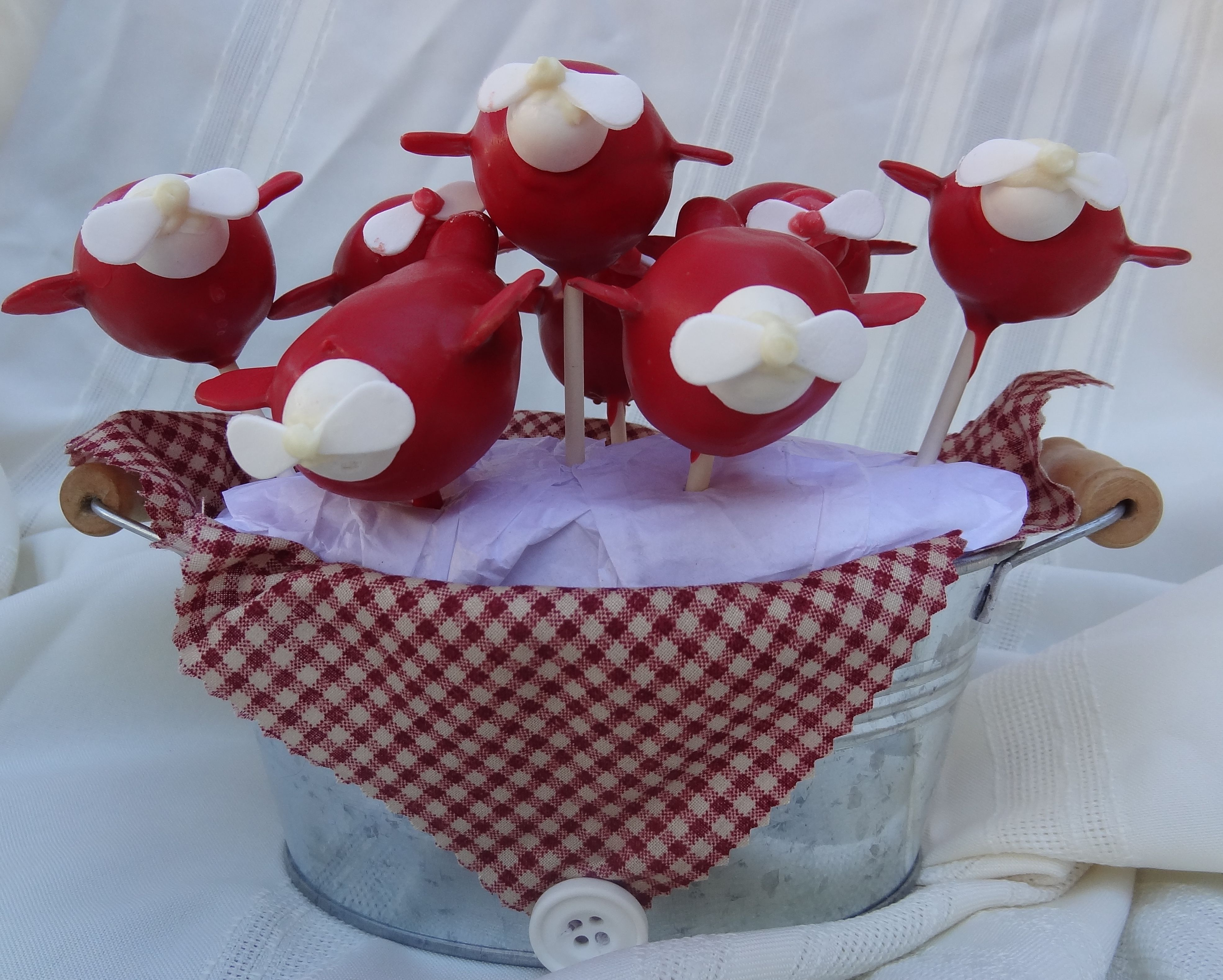 Airplane Cake Pops Airplane Theme Pinterest Cake pop Planes