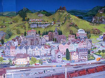 Städtereisen im Miniland