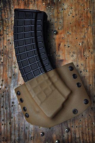 Bravo Concealment AK Mag Pouch (slant cut)