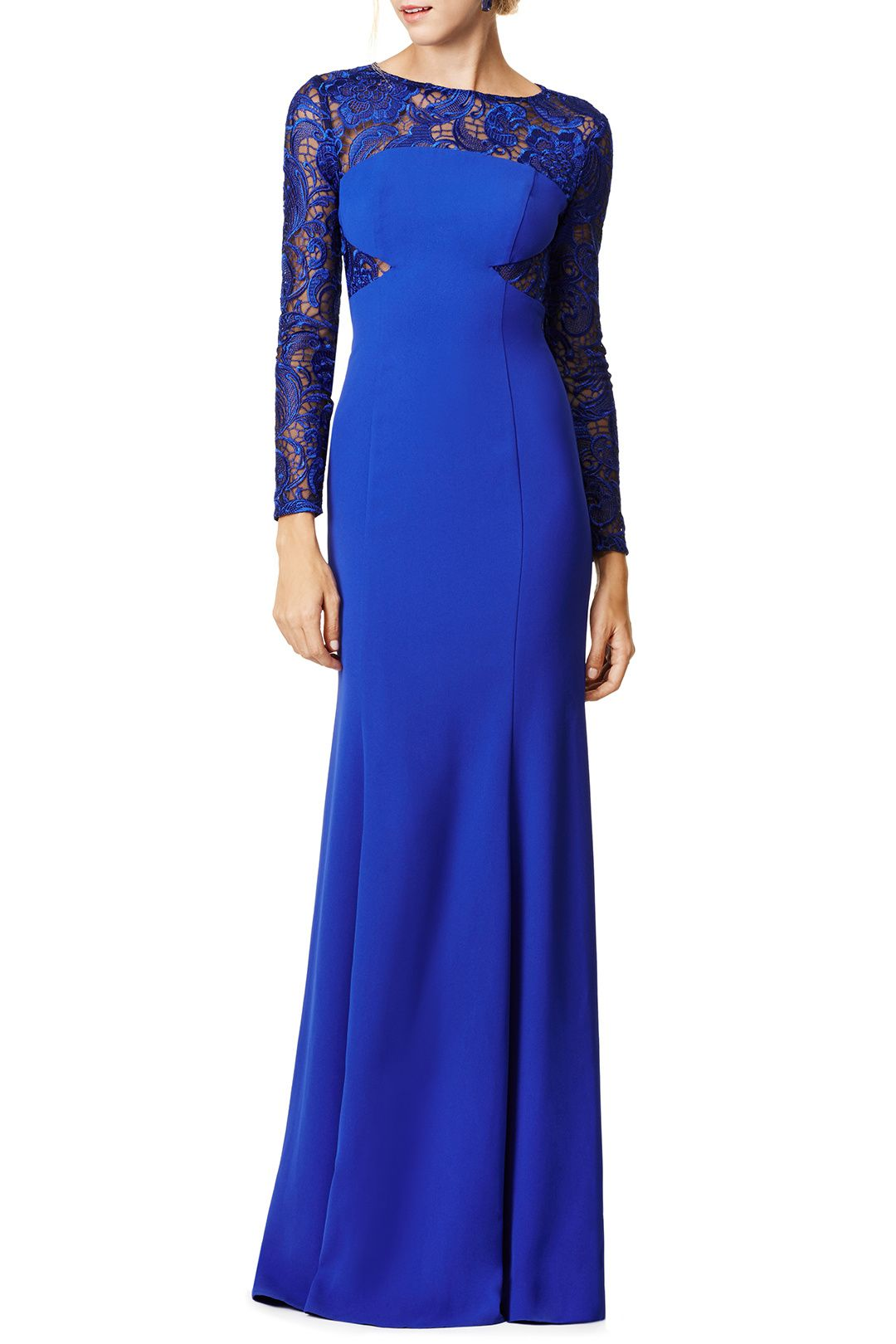 Wrapped in blue gown letus a dress the real issues pinterest