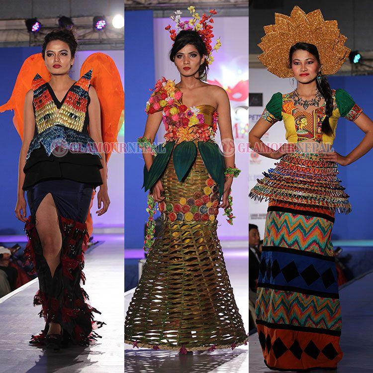 Fascinating Expression Explored At Pristine Masquerade Glamour Nepal Technology Fashion Glamour Masquerade