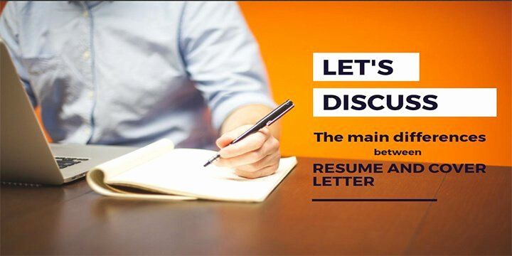 Difference between resume and cover letter fresh resume vs