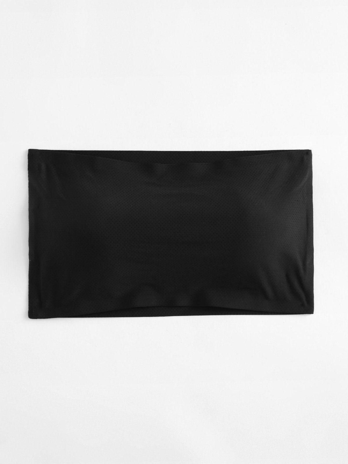 cbdb91958a Lingerie   Sleepwear by BORNTOWEAR. Seamless Bandeau Bra With Pads ...