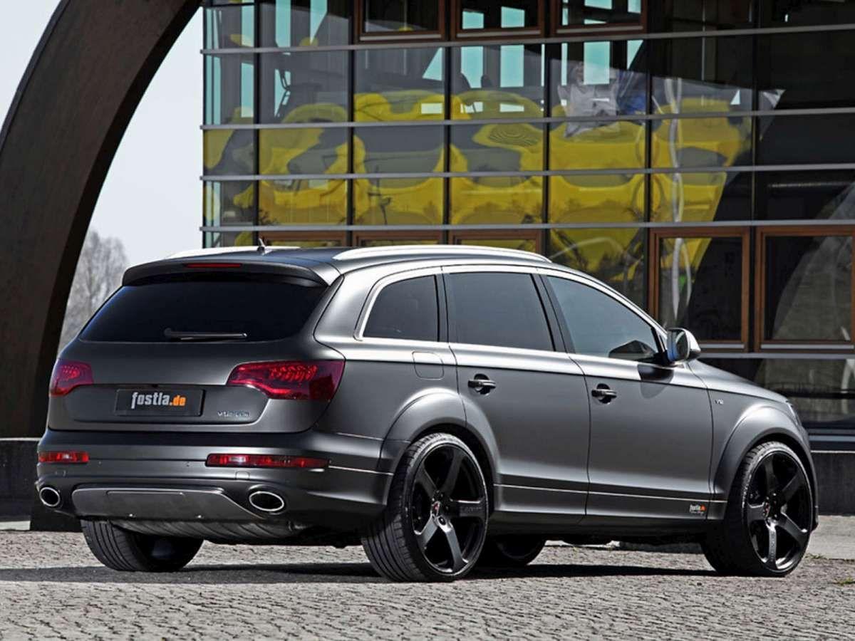 Custom Audi Audi Q Suv Major Competitors Of The Thick - Audi r8 suv price