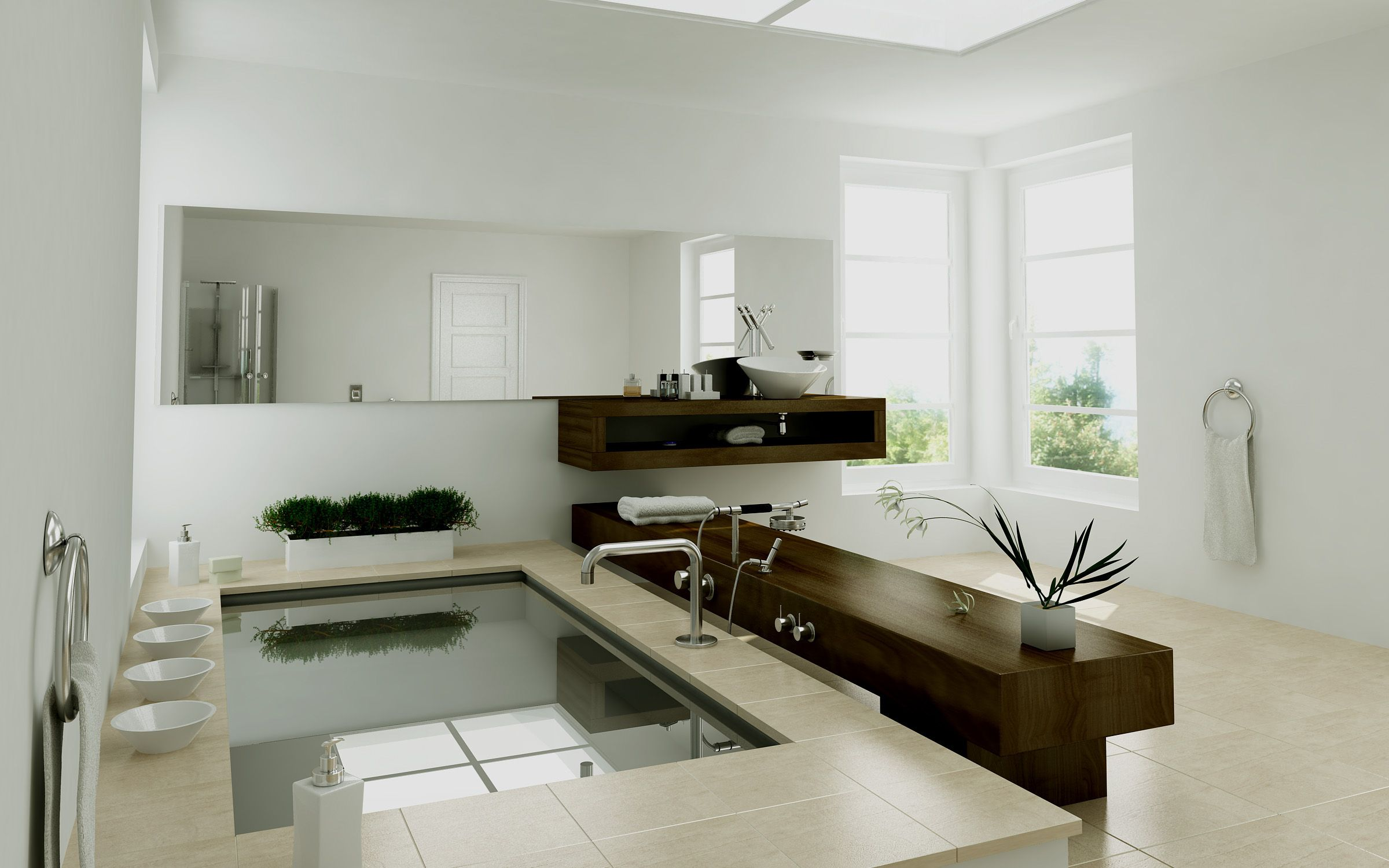 Cool 17 Best Images About Contemporary Interior Bath On Pinterest Largest Home Design Picture Inspirations Pitcheantrous