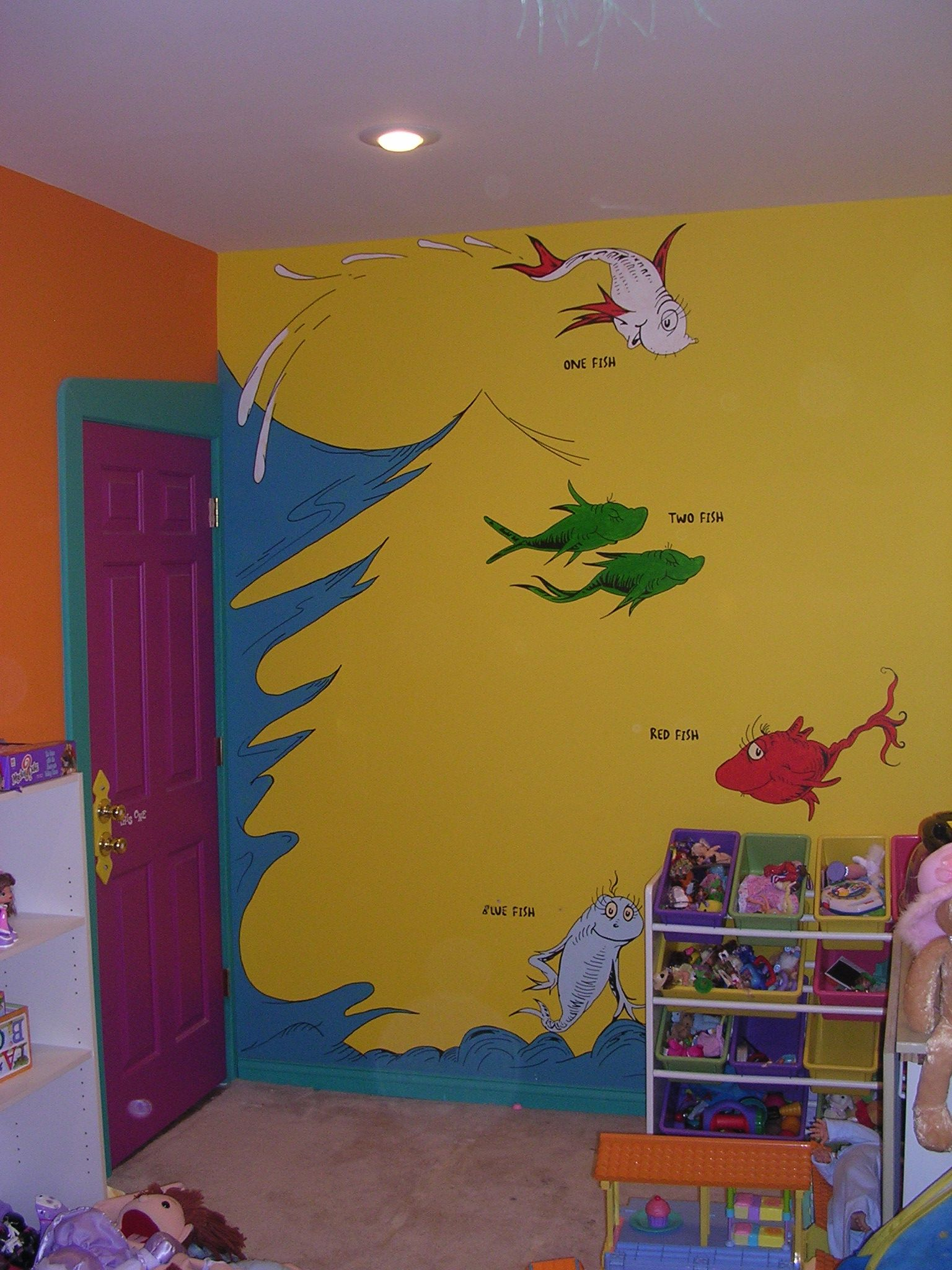 Playroom Paint Ideas Childrens Furniture And
