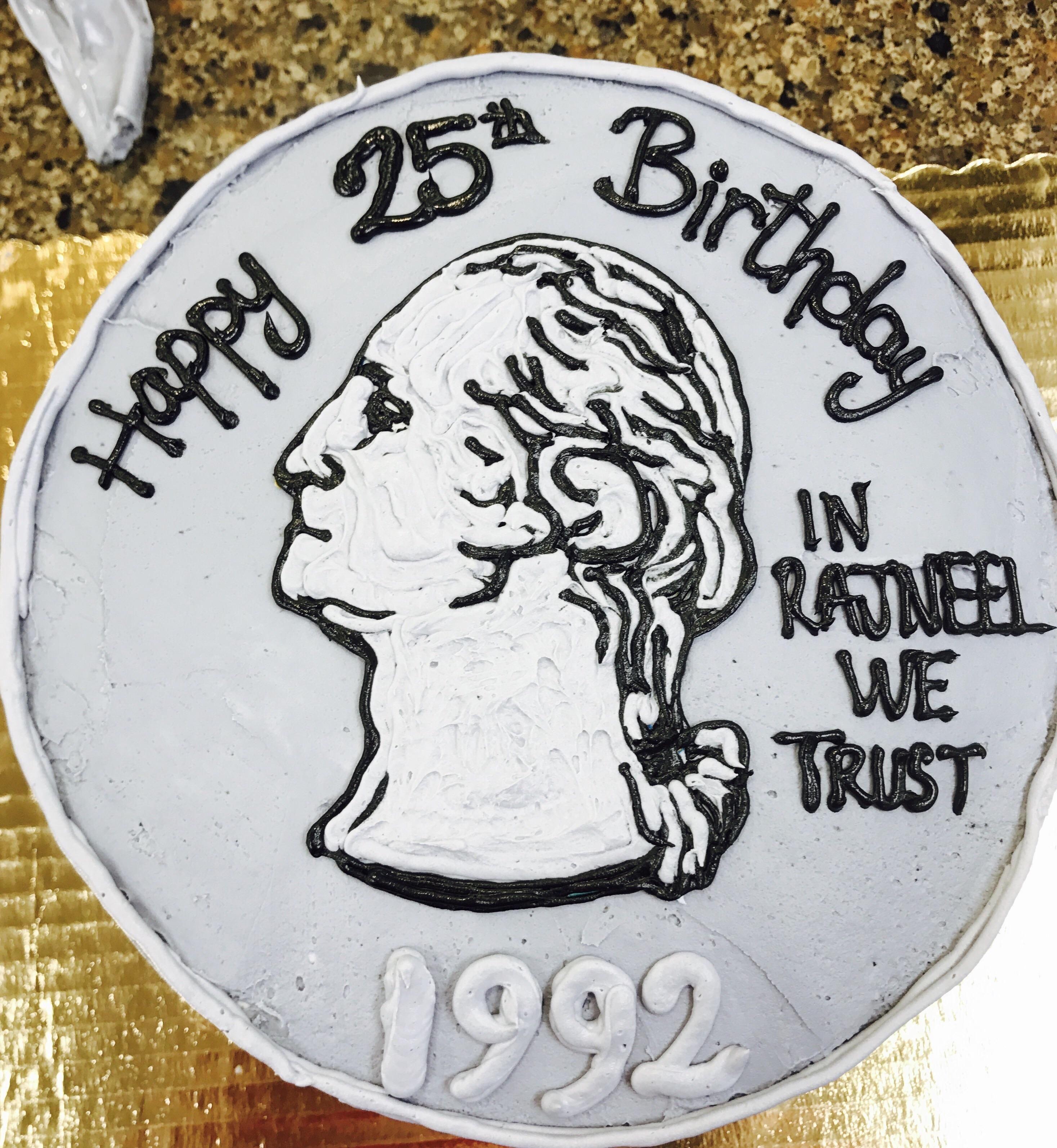 38++ 25th birthday cake ideas for him ideas