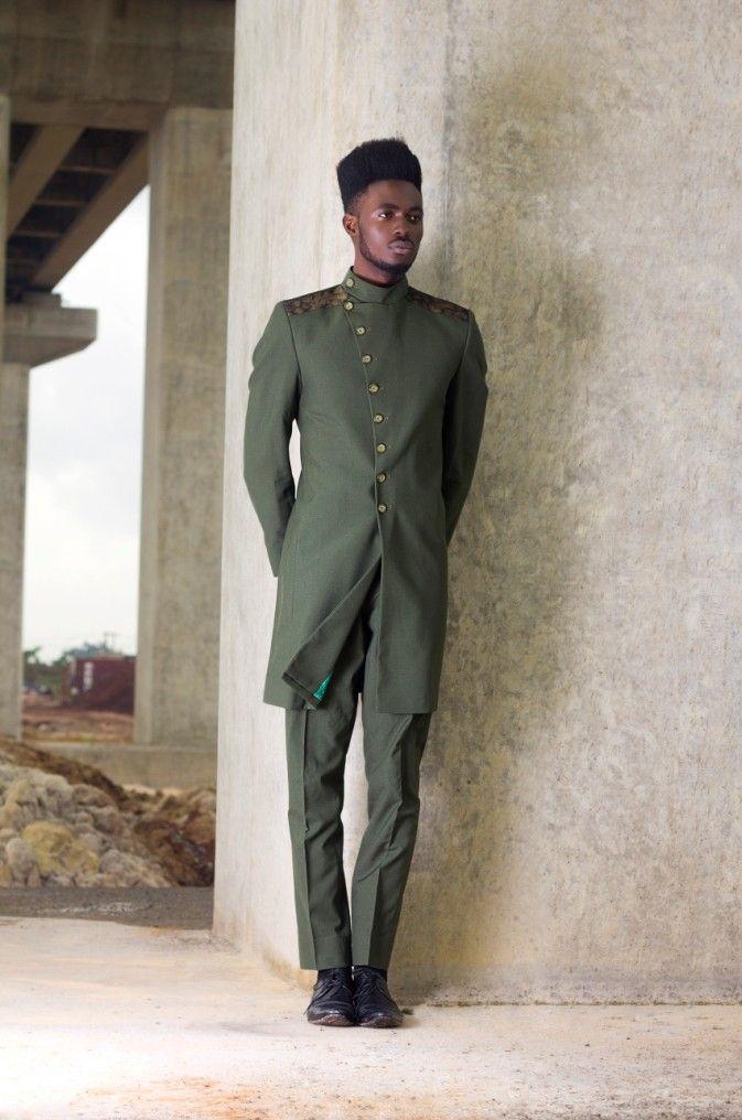 Metrosexual suits for men