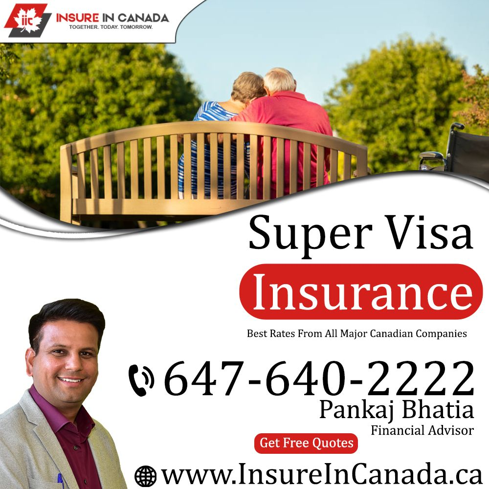 Supervisa Insurance Brampton in 2020 Health insurance