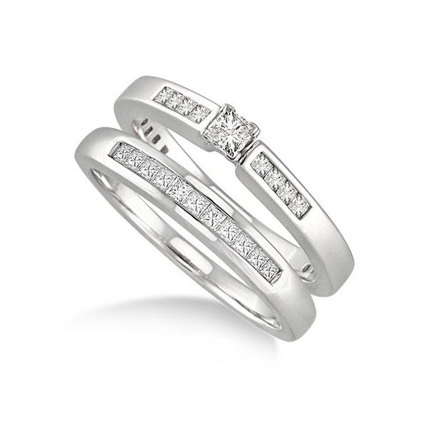 how to choose diamond wedding rings sets - Affordable Wedding Ring Sets
