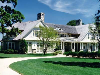Shingle style architecture house plans Home style