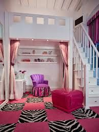 Loft bed - Alexis likes the stairs and drawers. Wants a couch underneath.